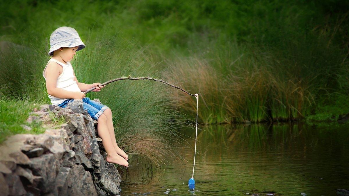 Красивые картинки и фото про рыбалку, невозможно