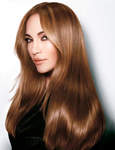 цвет карамель для волос фото