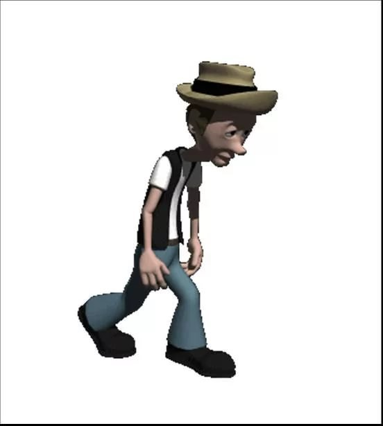 Людей в картинках анимация