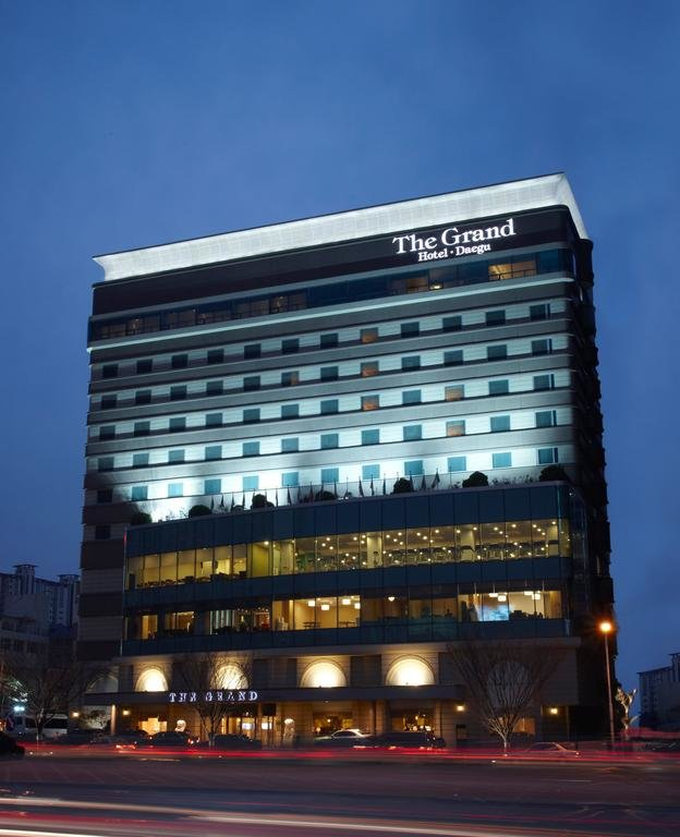 The Grand Hotel Daegu