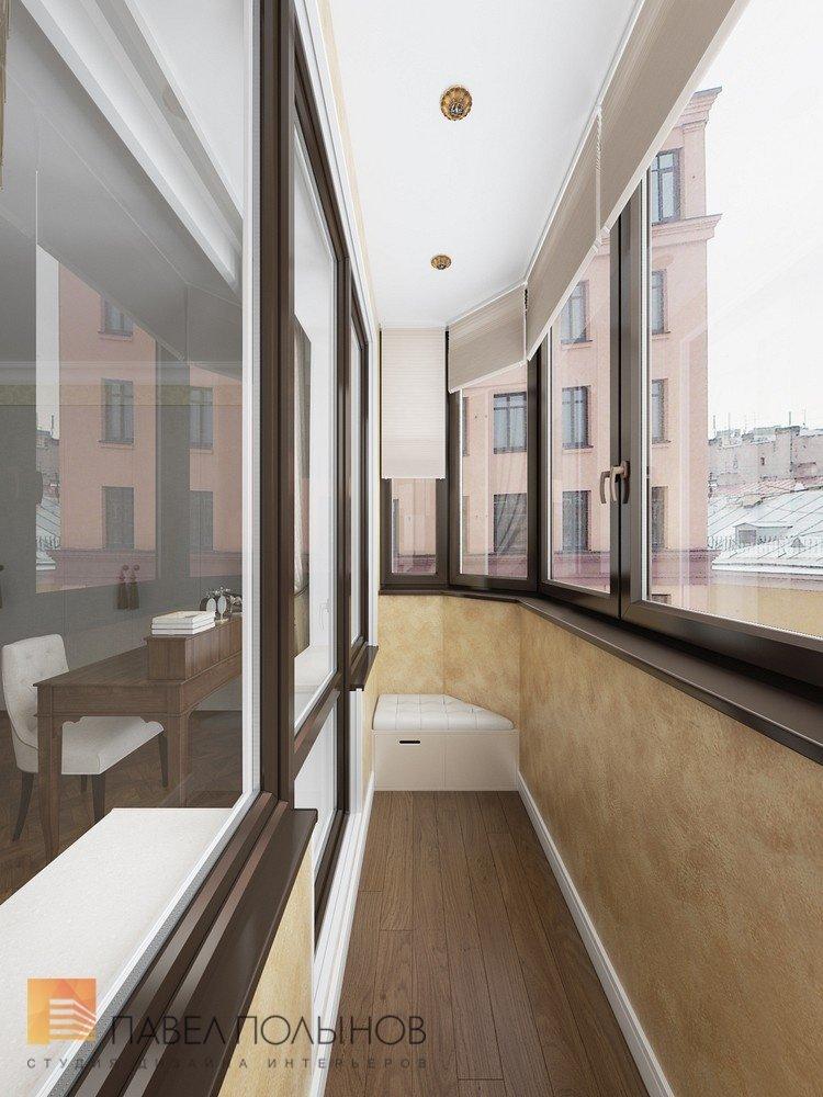 Дизайн интерьера квартиры в жк парадный квартал.