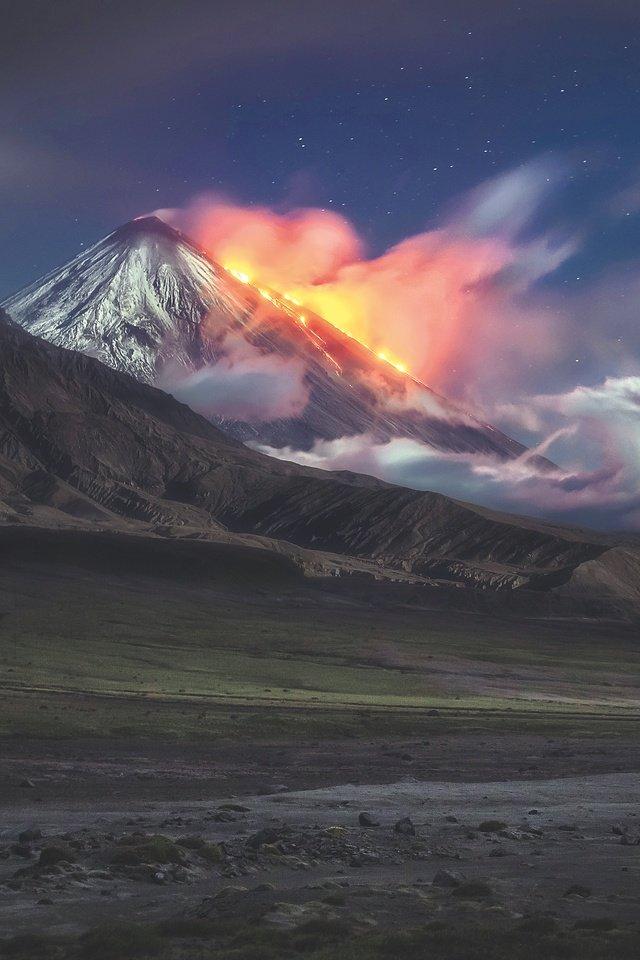 вулкан 2018 россия