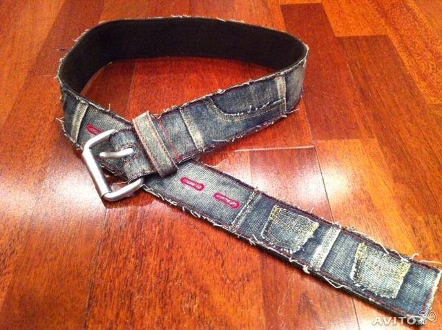Ремень из ткани для джинсов мужской кожаный ремень diesel для джинсов