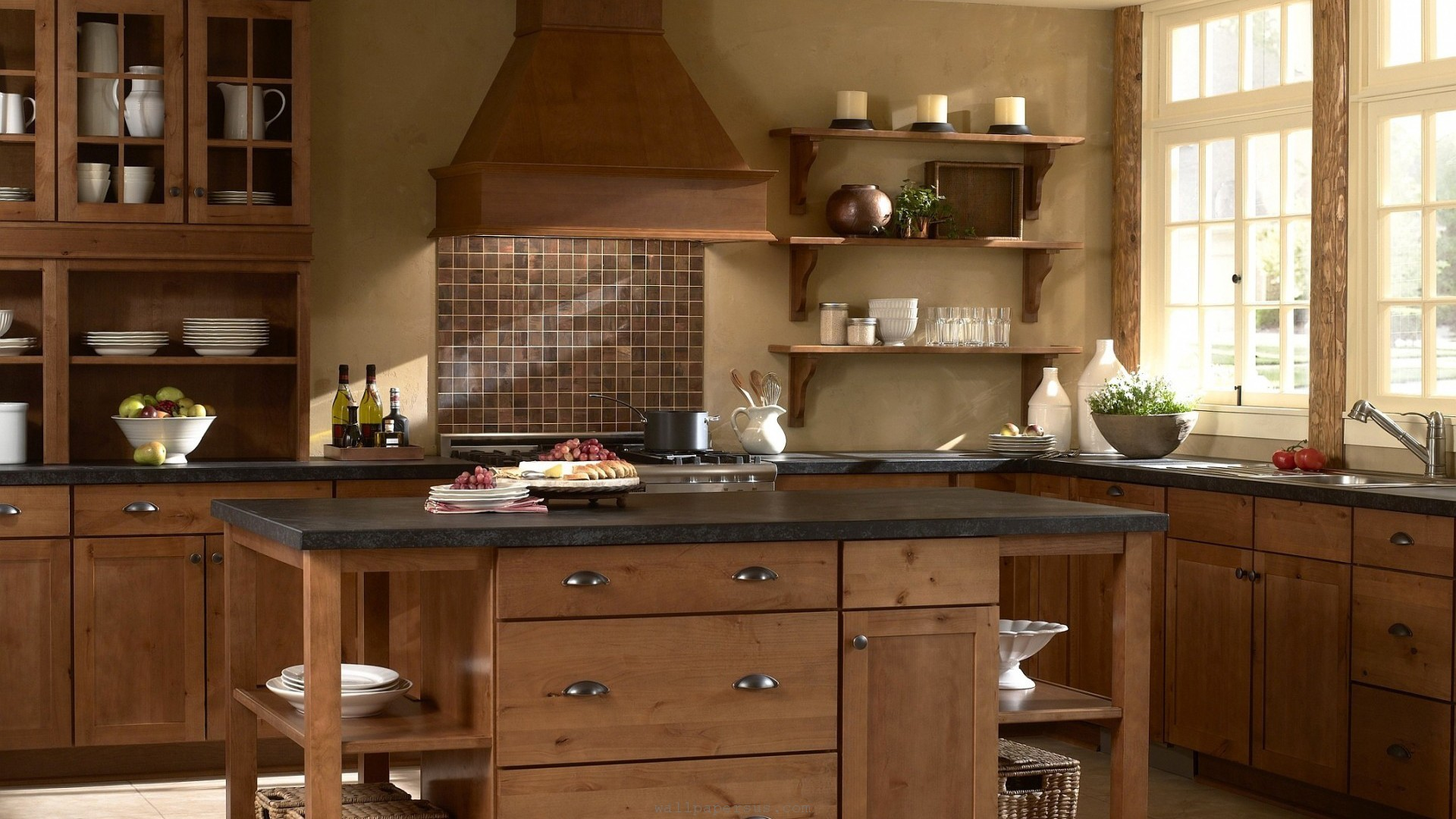 Perfect Wood Kitchen Interior Design Ideas Interiordecodir Preferred Wood ...