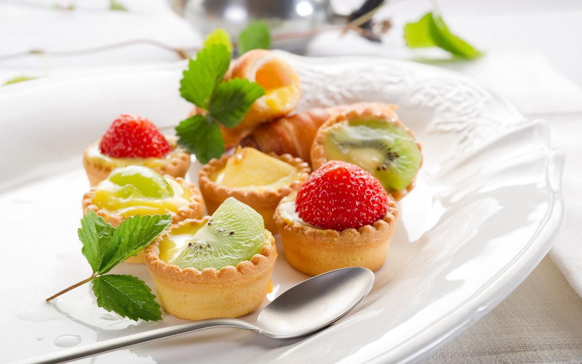 Красивые картинки еды, юбилеем днем рождения