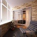 Внутренняя отделка балконов и лоджий - мегаполис.