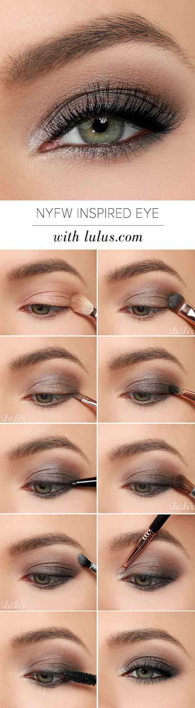 ... 50 Makeup Tutorials For Green Eyes Amazing Green Eye Makeup; Prom ...