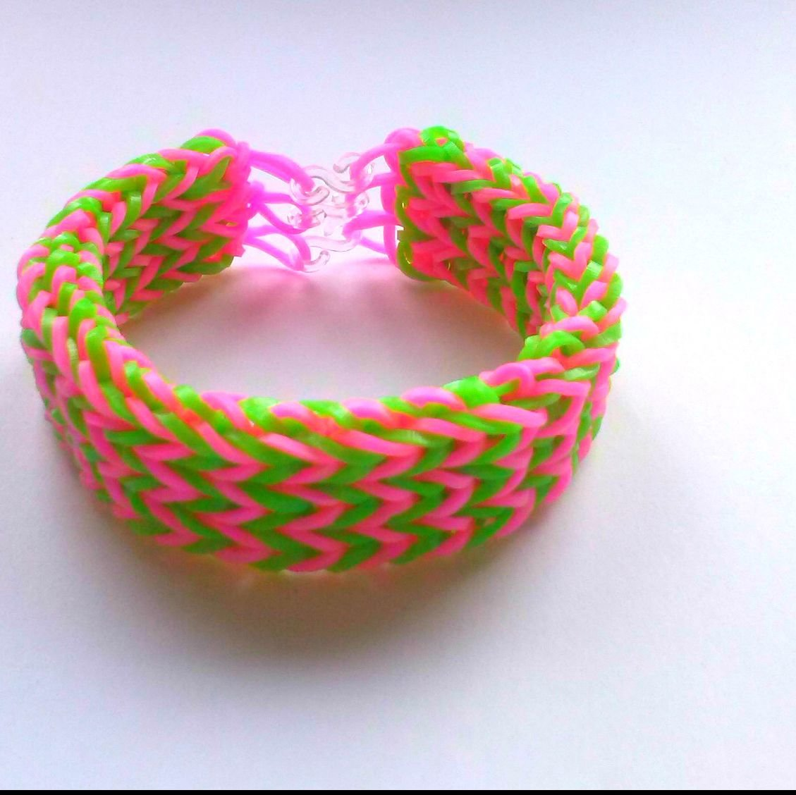 картинки как плети браслеты из резинок