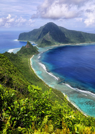 Все о стране Западное Самоа, язык, религия, валюта, транспорт ... | 525x375