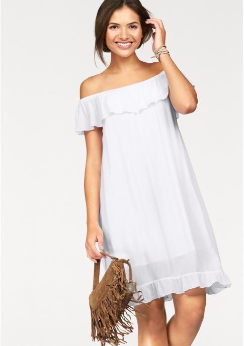 Фото девушек в платьях раздеваются