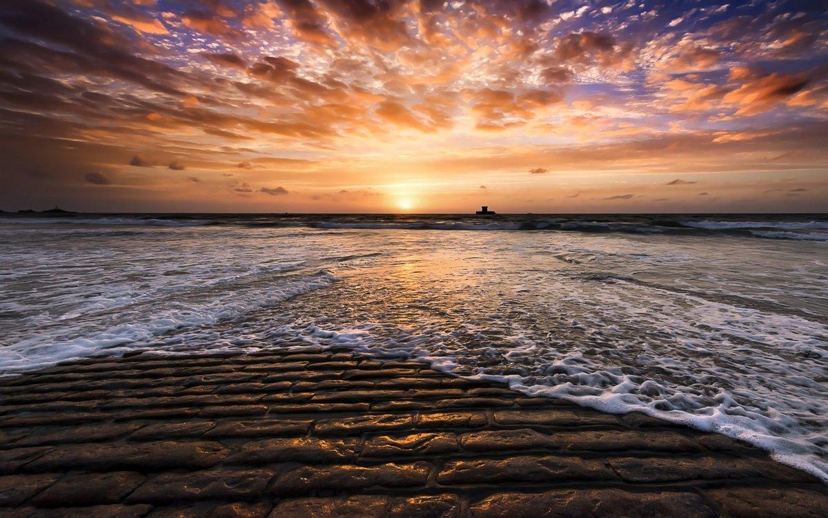 как фотографировать рассвет на море как там