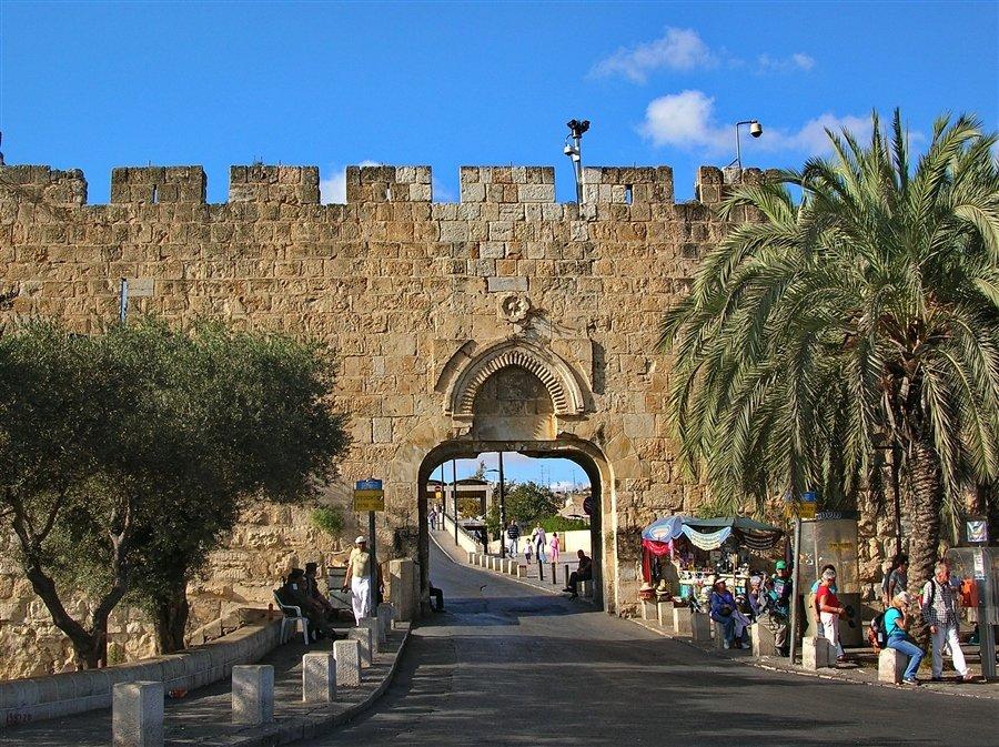 ворота в иерусалиме фото отеля, выдержанный