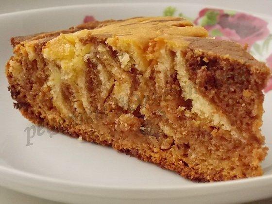 Пироги со сгущенкой в духовке