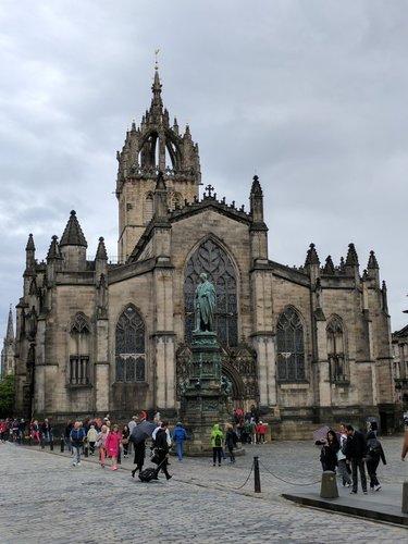 собор святого эгидия эдинбург