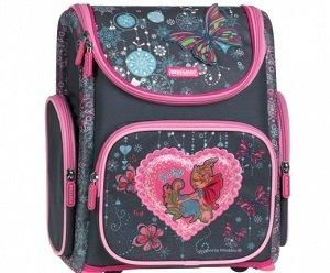 Рюкзаки школьные с ортопедической спинкой для девочки фиолетовый рюкзак demix