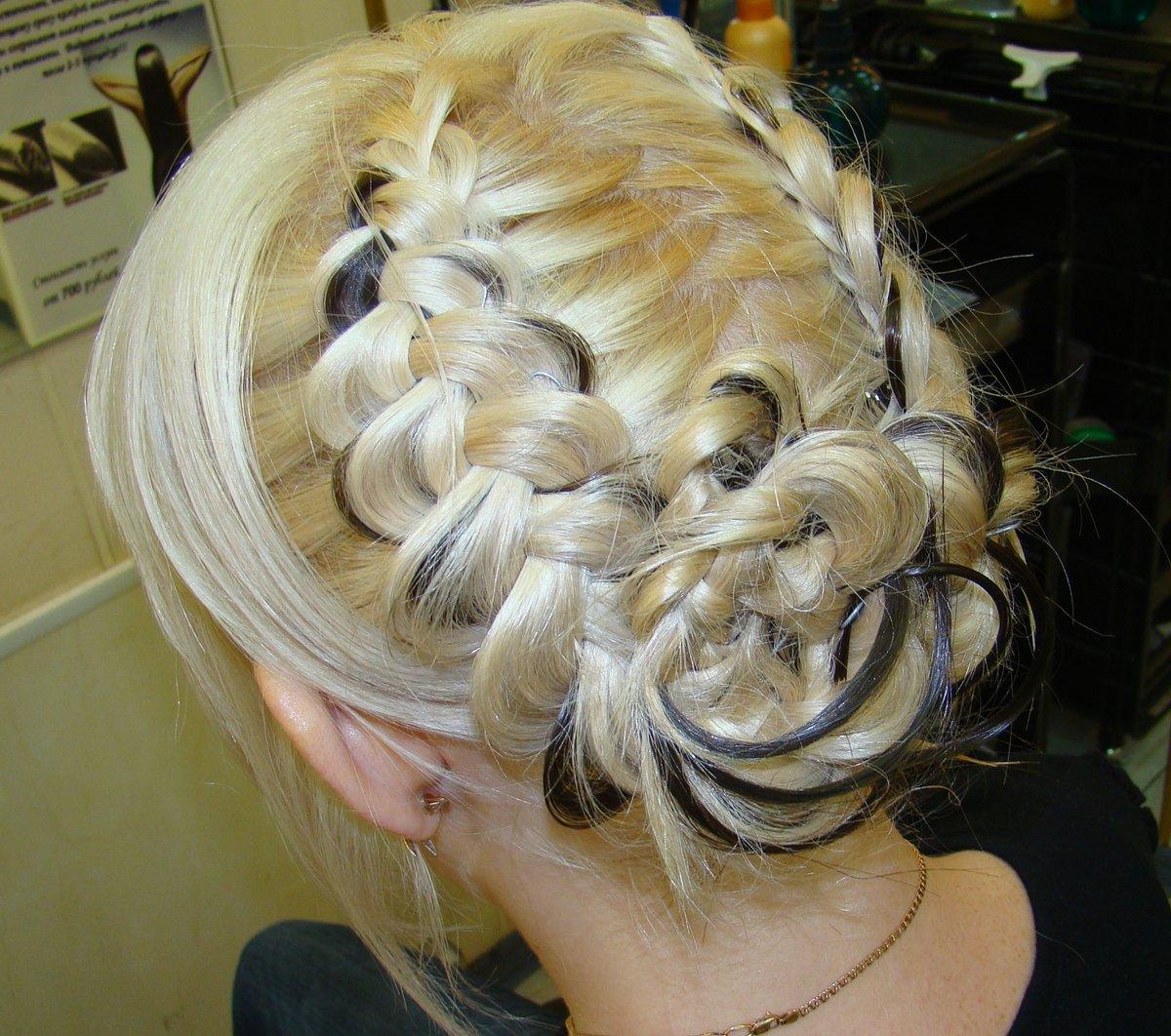 виде горы плетение кос фото пошагово на средние волосы посадят