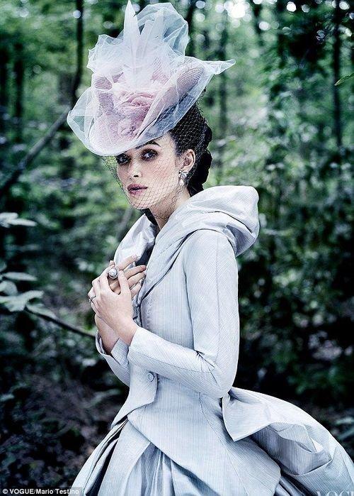 Викторианский наряд, который и сегодня смотрится удивительно уместно.