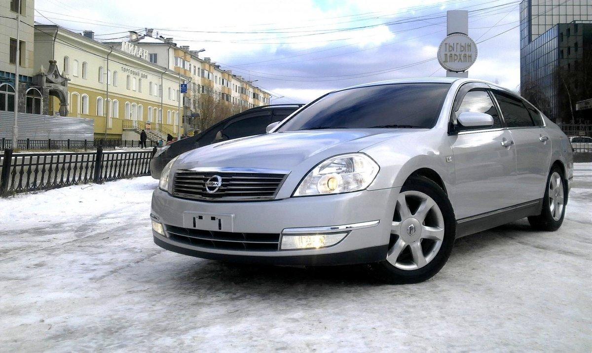"""Nissan Teana 2.3"" — card from user MaratAhmetzyanov in ..."