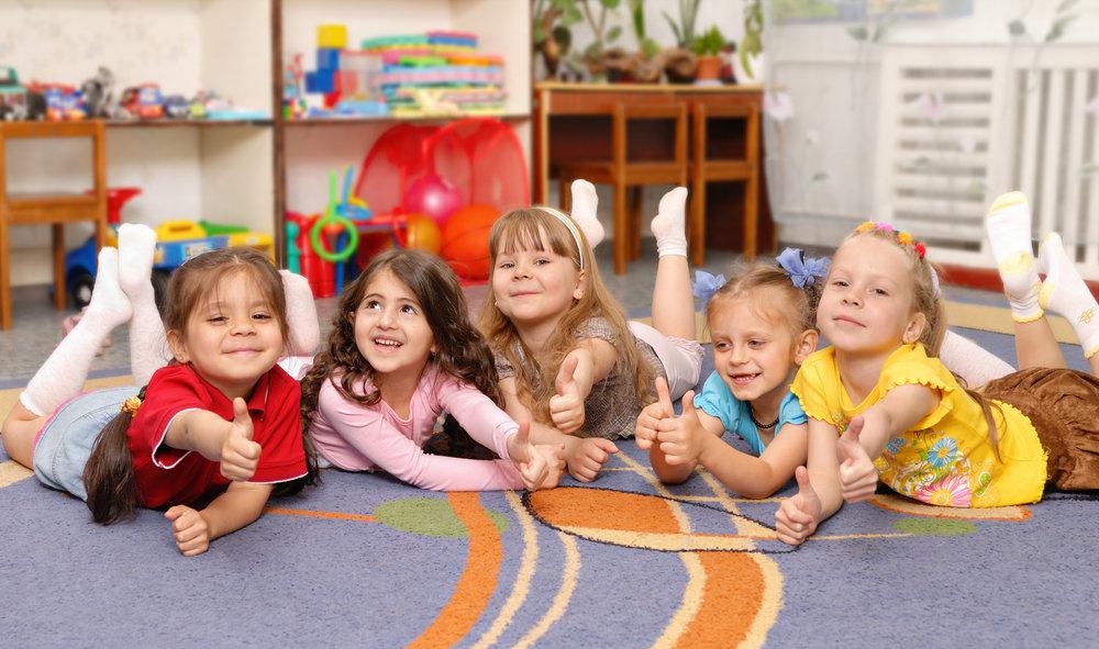 Фото и картинки детей в детском саду