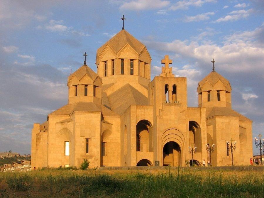 кафедральный собор в ереване лучший способ купить