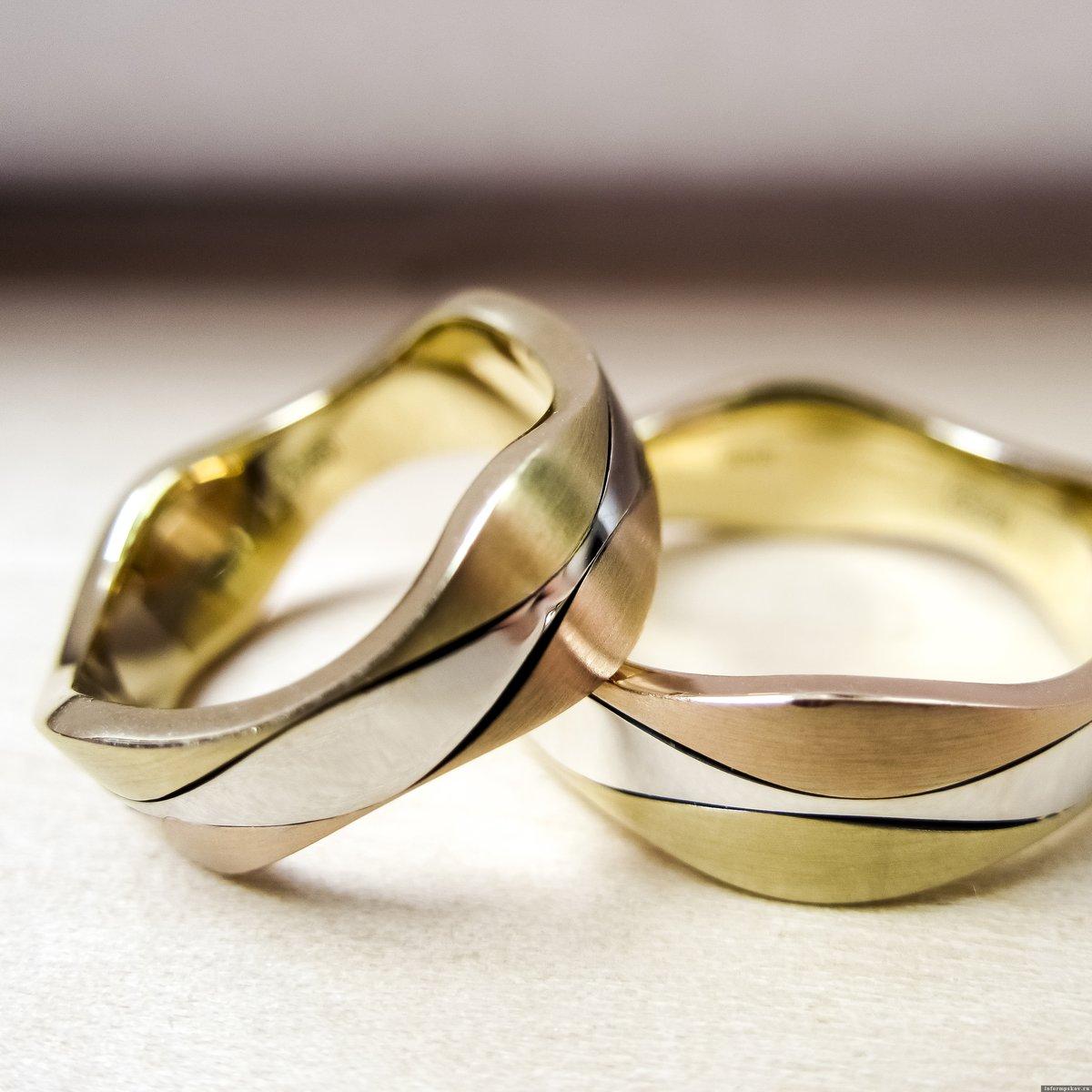 Оригинальные кольца картинки