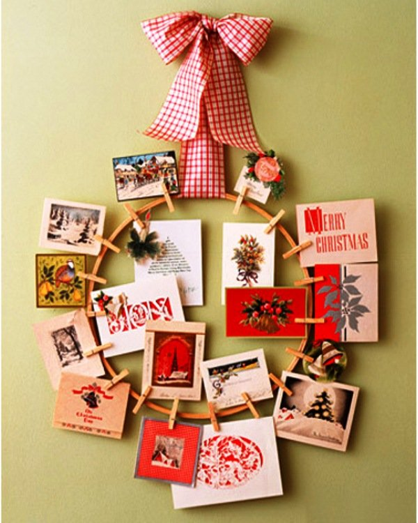 Декорации для открыток на новый год, день рождения
