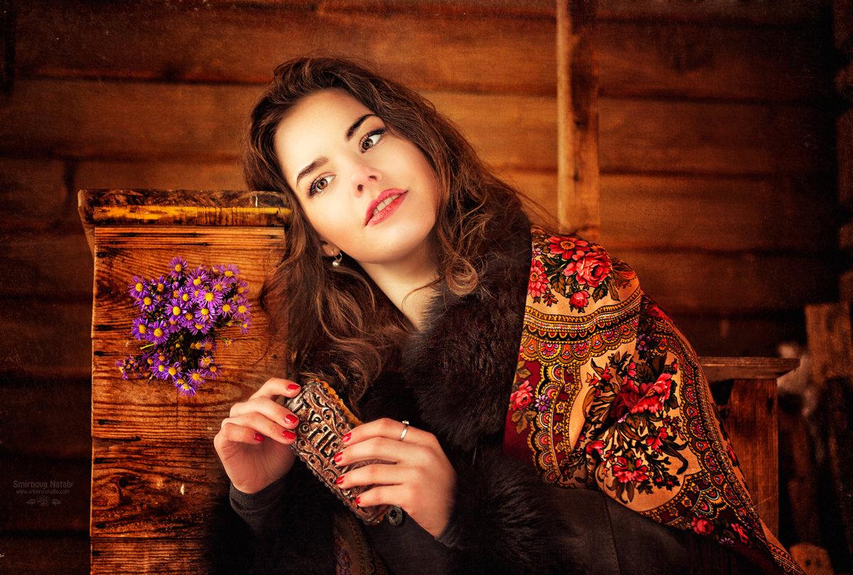 Картинки девушка русская красавица