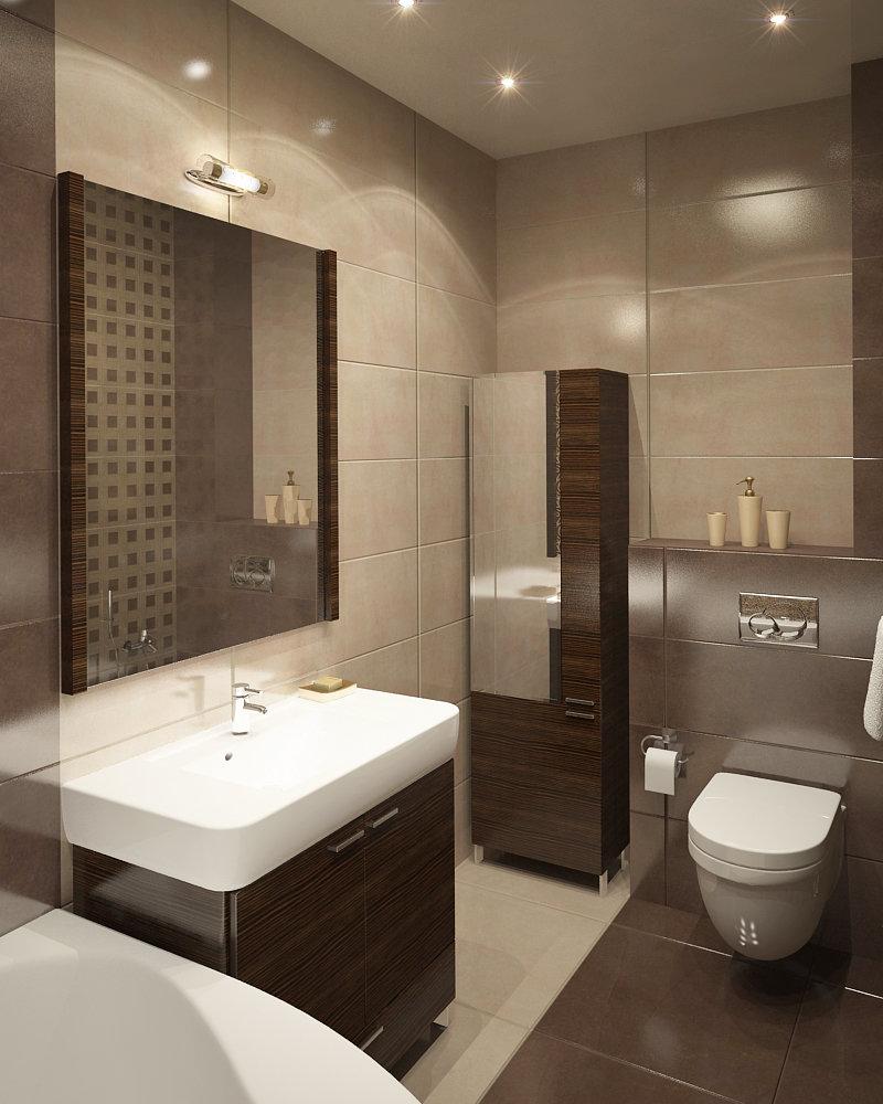 Как сэкономить на плитке в ванной?