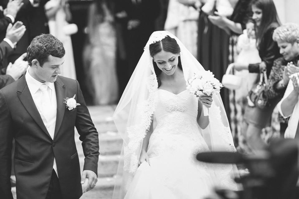 венчание Андрея Балоги