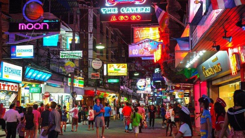 Таиланд столица секса
