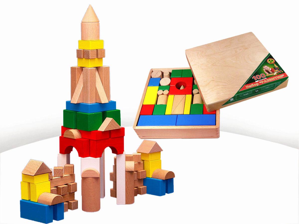 деревянный конструктор купить