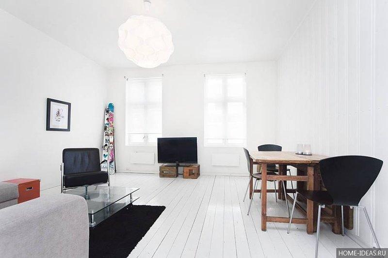 Интерьер в стиле минимализм (20 фото), как оформить квартиру в ... Мебель в интерьерах в стиле минимализм