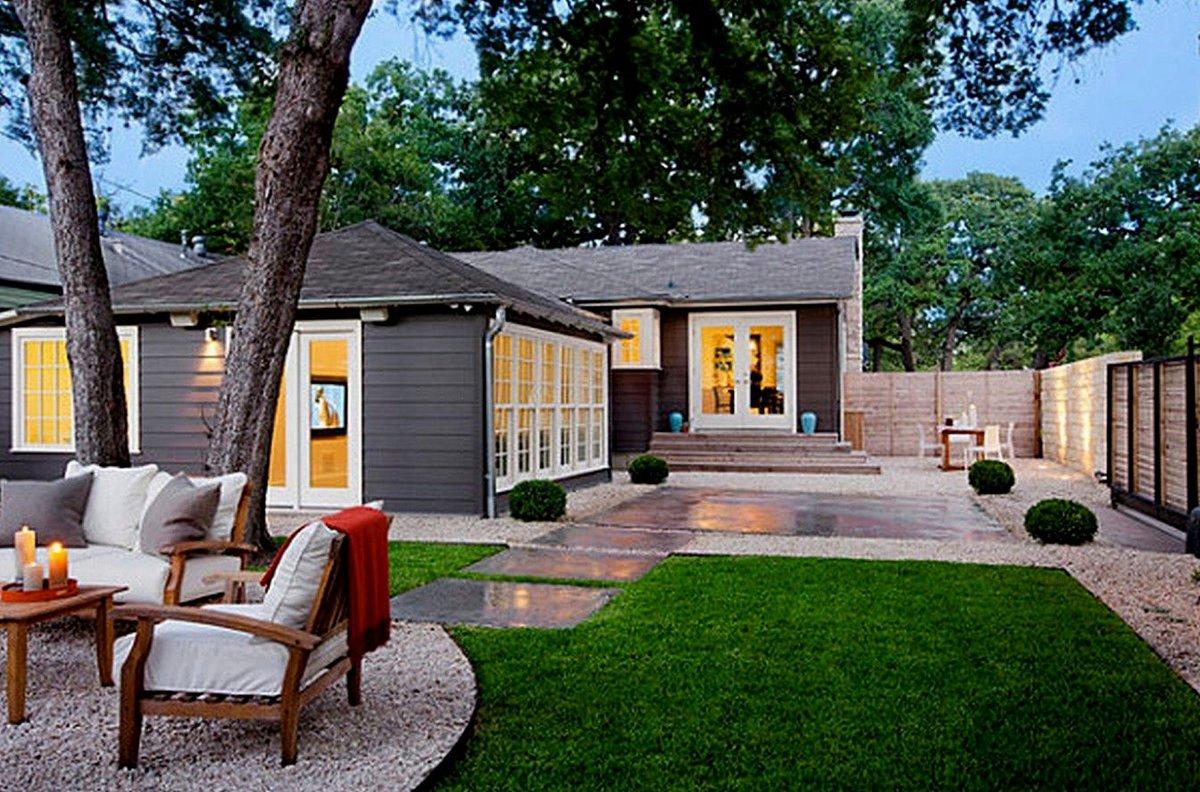 Дизайн дома на небольшом участке