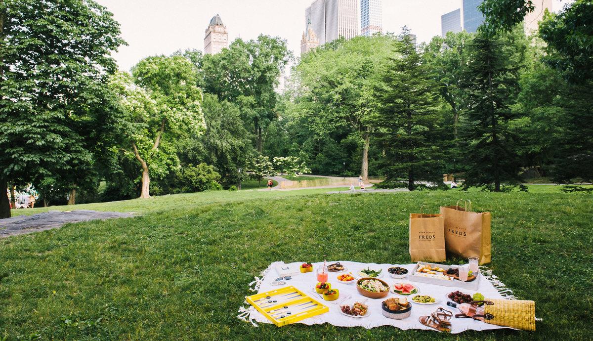 картинка пикник в парке незначительные