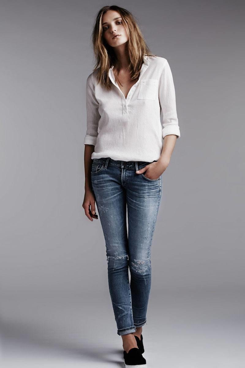 фото галереи женщин в джинсах и брюках - 2