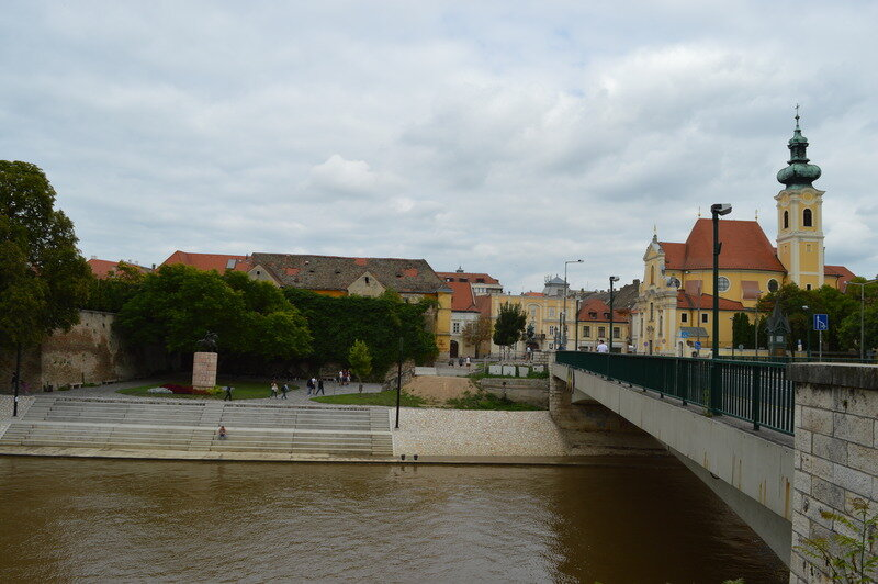 Город, утопающий в барокко.