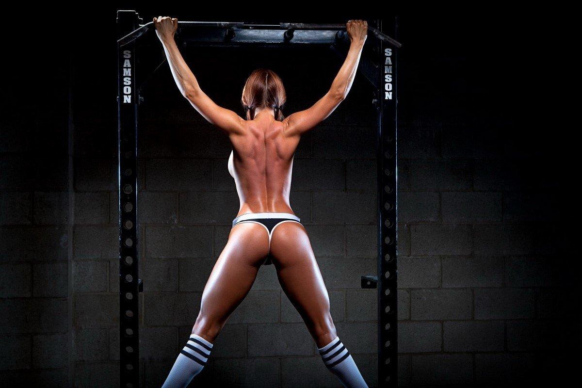 Эротические рисунки фитнес девушек видео — img 7