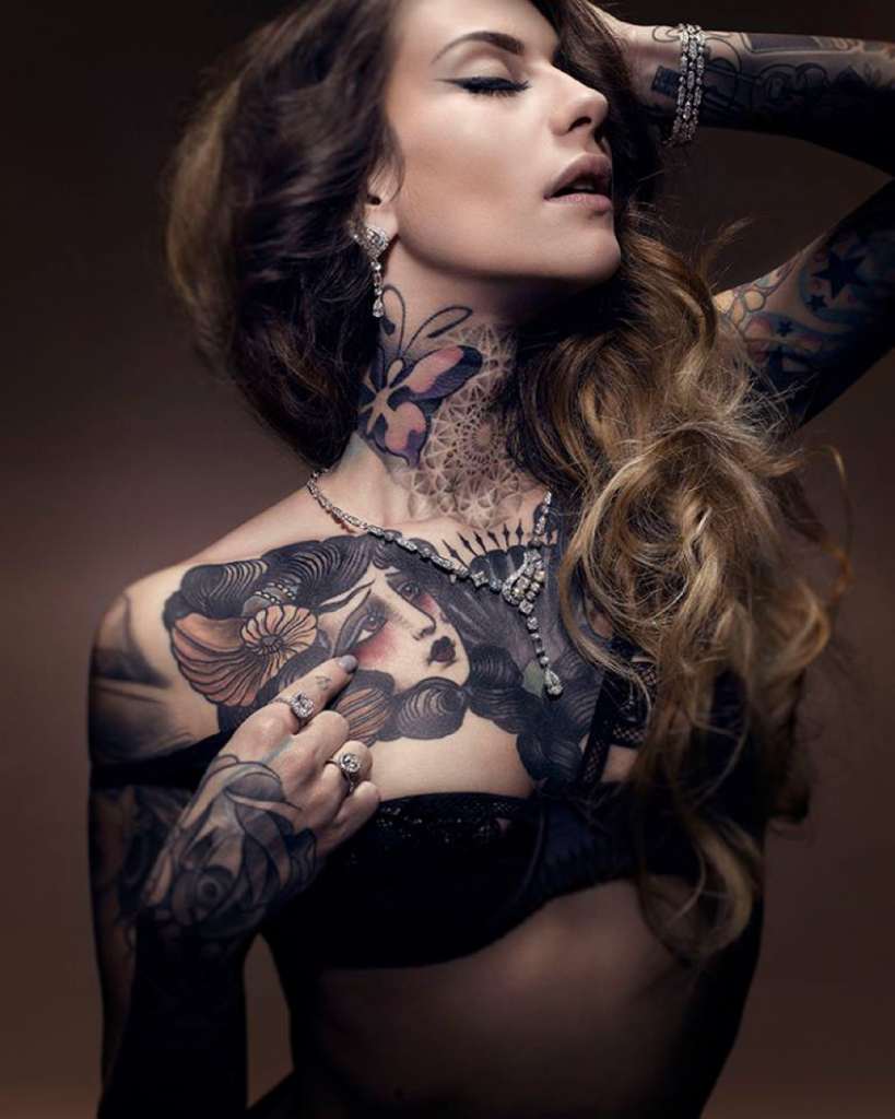 Pics of girls with tattoos, hd emo porno