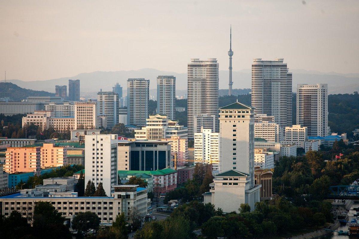 город пхеньян фото