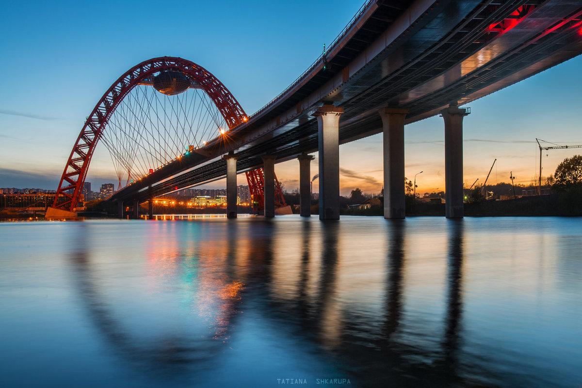фото мостов москвы в хорошем качестве данного