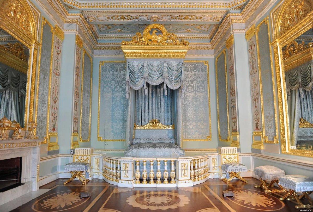 Гатчинский дворец внутри фото