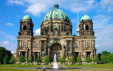 берлин берлинский кафедральный собор