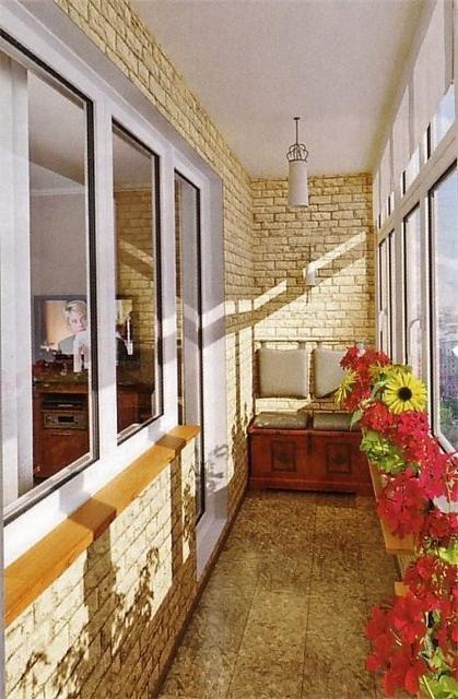 """Декорирование балкона своими руками хорошенько"""" - карточка п."""