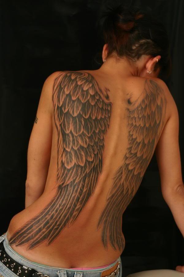 тех крылья тату фото картинки себе