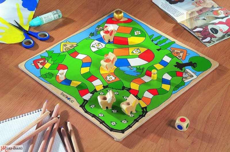 Игры на развитие слухового восприятия у дошкольников от 2 до 3 лет.