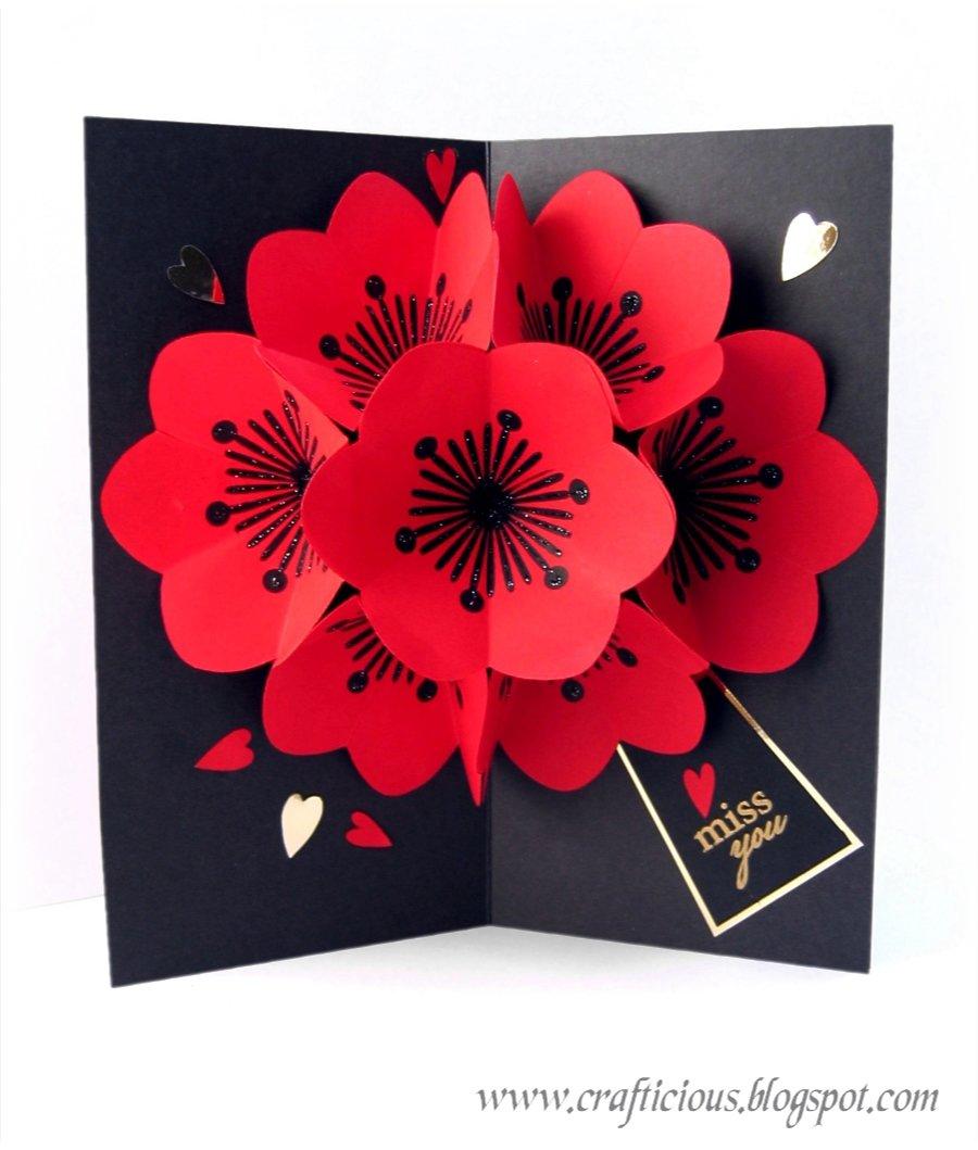 Свадьба, открытки с цветочками своими руками видео