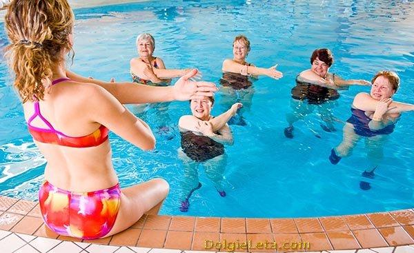 Аквааэробика Для Похудения Помогает. Эффективность аквааэробики для похудения