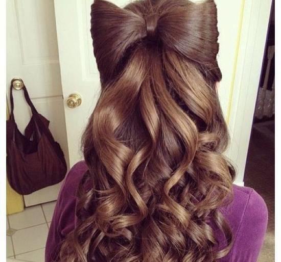 Прически для девушек на длинных волосах фото