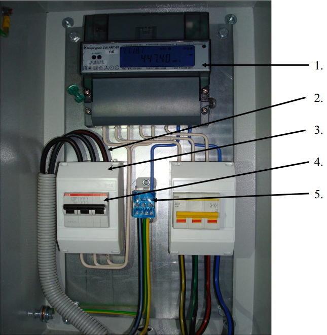 Порядок подключения частного дома к электросети