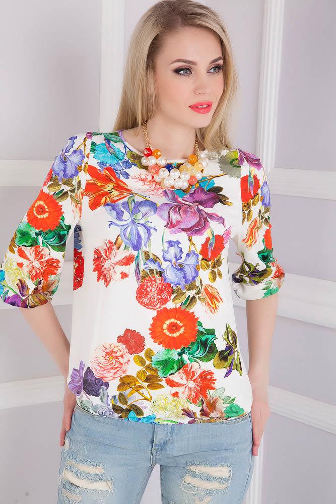 Объемная блузка с чем носить фото мусора